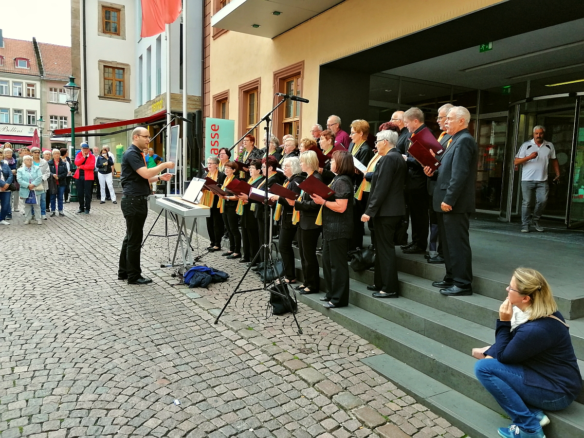 Cantissimo in Fulda